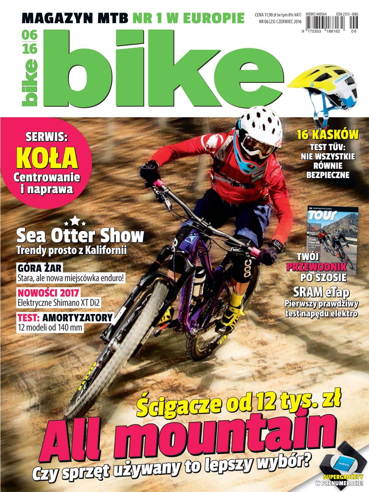 Okładka Bike Mamba Romet