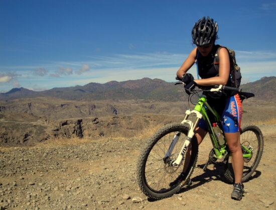 Gran Canaria – Chira Trail – trasy rowerowe na wyspach kanaryjskich