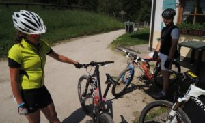 Ciao bella ciclista!!!