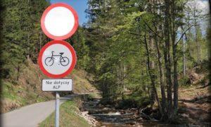 Beskidzkie szlaki nie dla niedzielnych rowerzystów