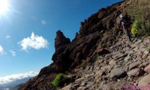 N'duro z Pico de las Nieves