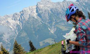 Trasy rowerowe – Saalbach -Hinterglemm