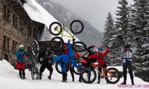 Dolina Chochołowska z Fat Bike Przygoda