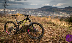 Whyte T130 RS 2017 – Quick test