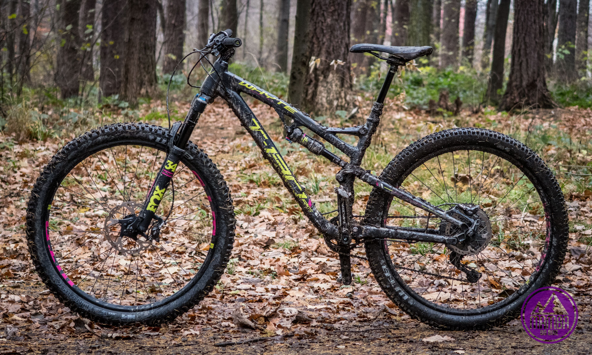 whyte t130 -7446