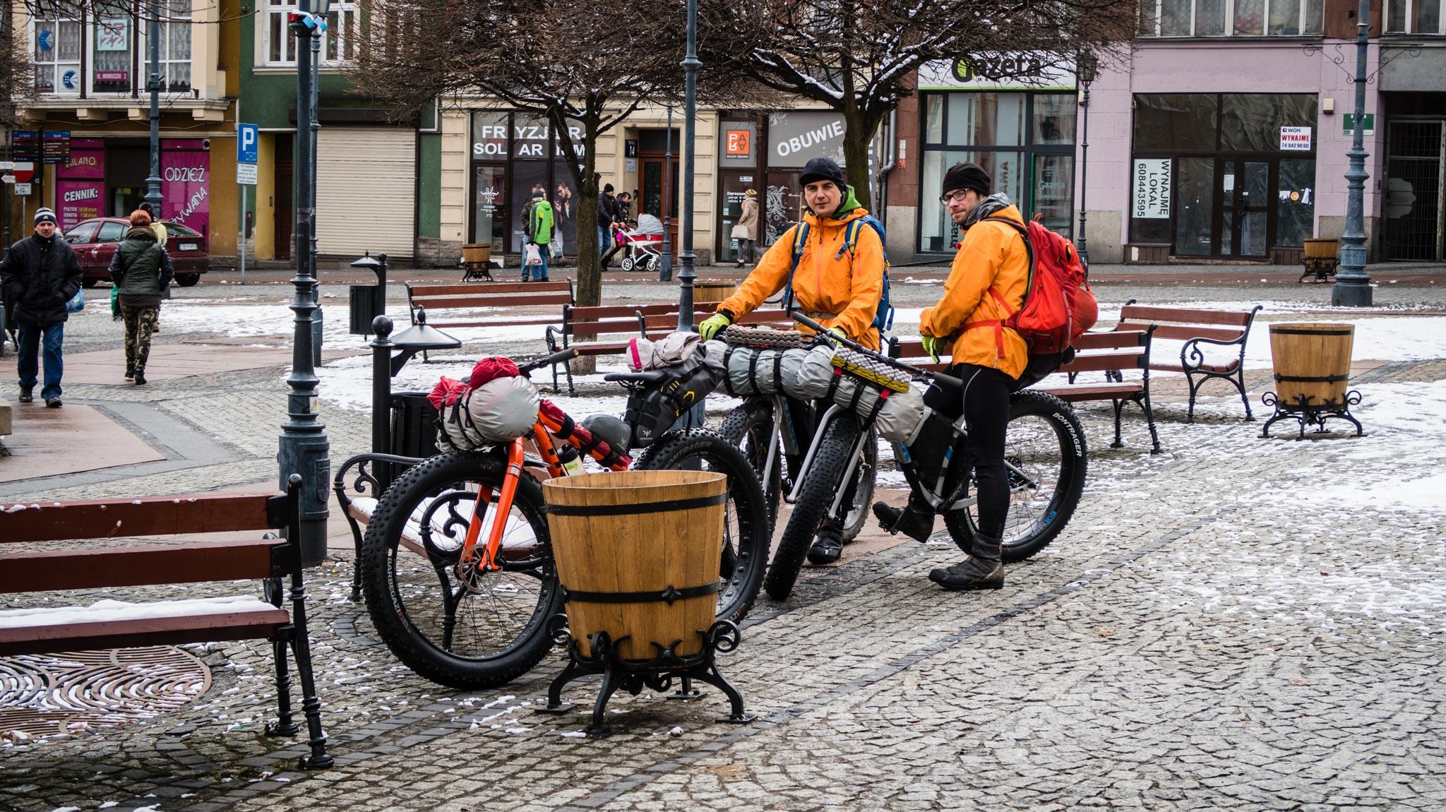bikepackingowy wyjazd
