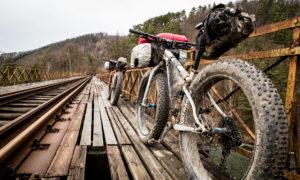 Budząc niedźwiedzie, czyli bikepackingowe przedwiośnie