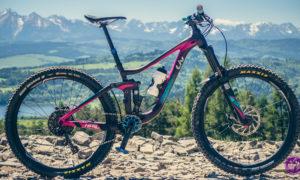 Liv Hail  – feministyczny rower dla kobiety