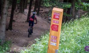 Singletrack pod Smrkiem – ścieżki rowerowe dla każdego