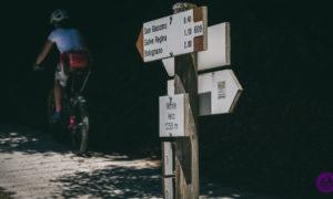 Lago di Garda 2011 – Monte Velo – czyli jak zmarnować 1200 metrów podjazdu…