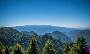 Lago di Garda 2011 – Monte Baldo pierwsze starcie