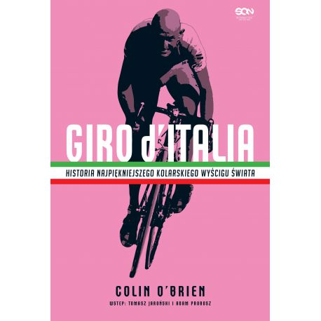 książka giro d'italia