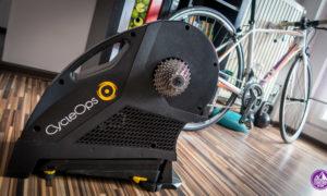 CycleOps Hammer trenażer rowerowy dla leniwych