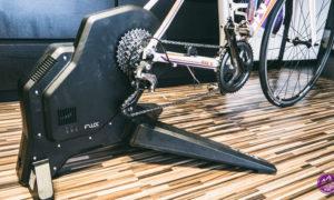 Trenażer rowerowy – to zło?!