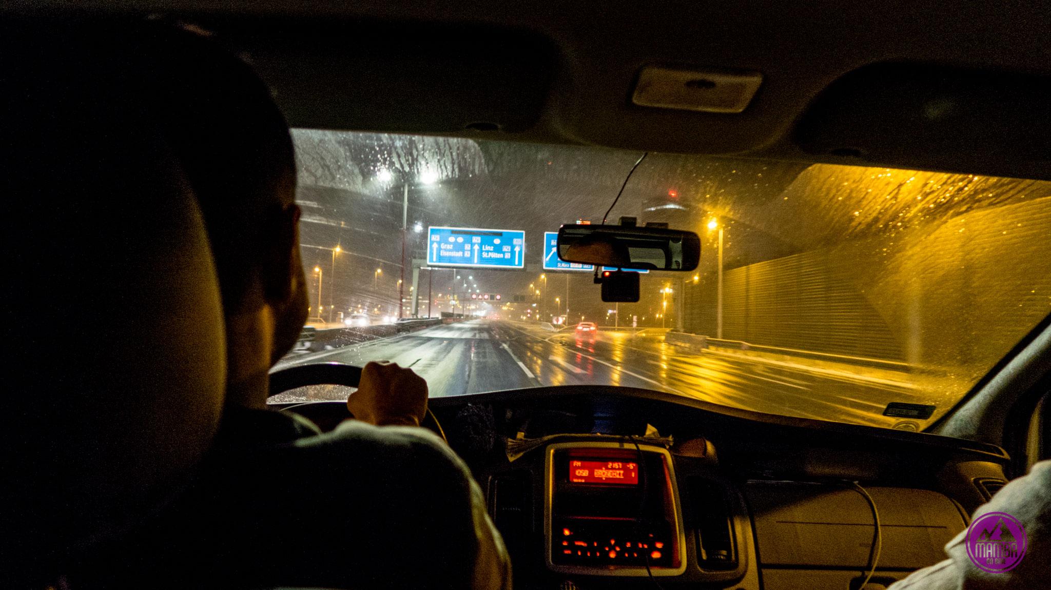 Droga do San Remo.