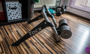 Trenażer Tacx Bushido Smart – quick test