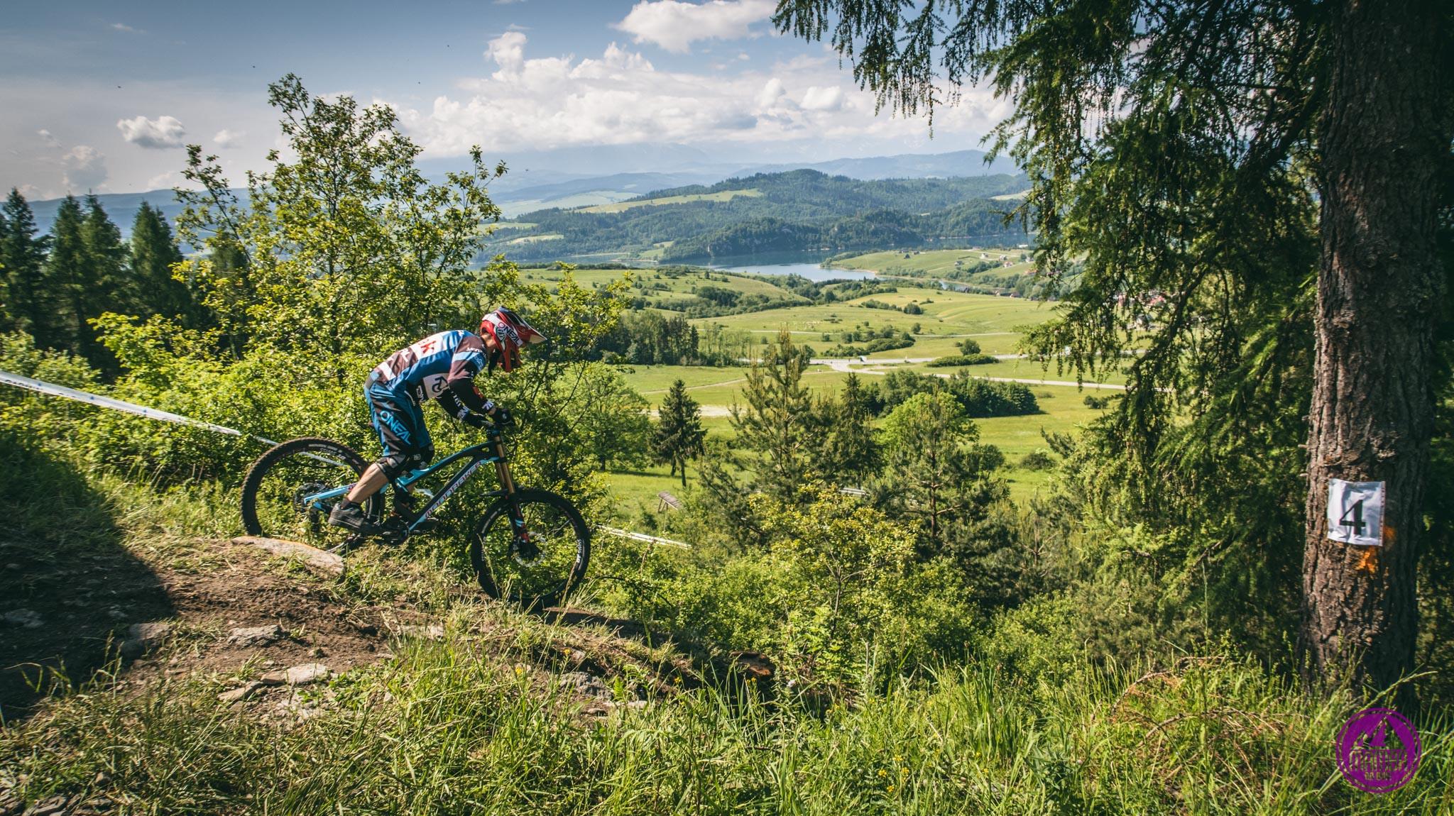 Kluszkowce - zjazd downhill