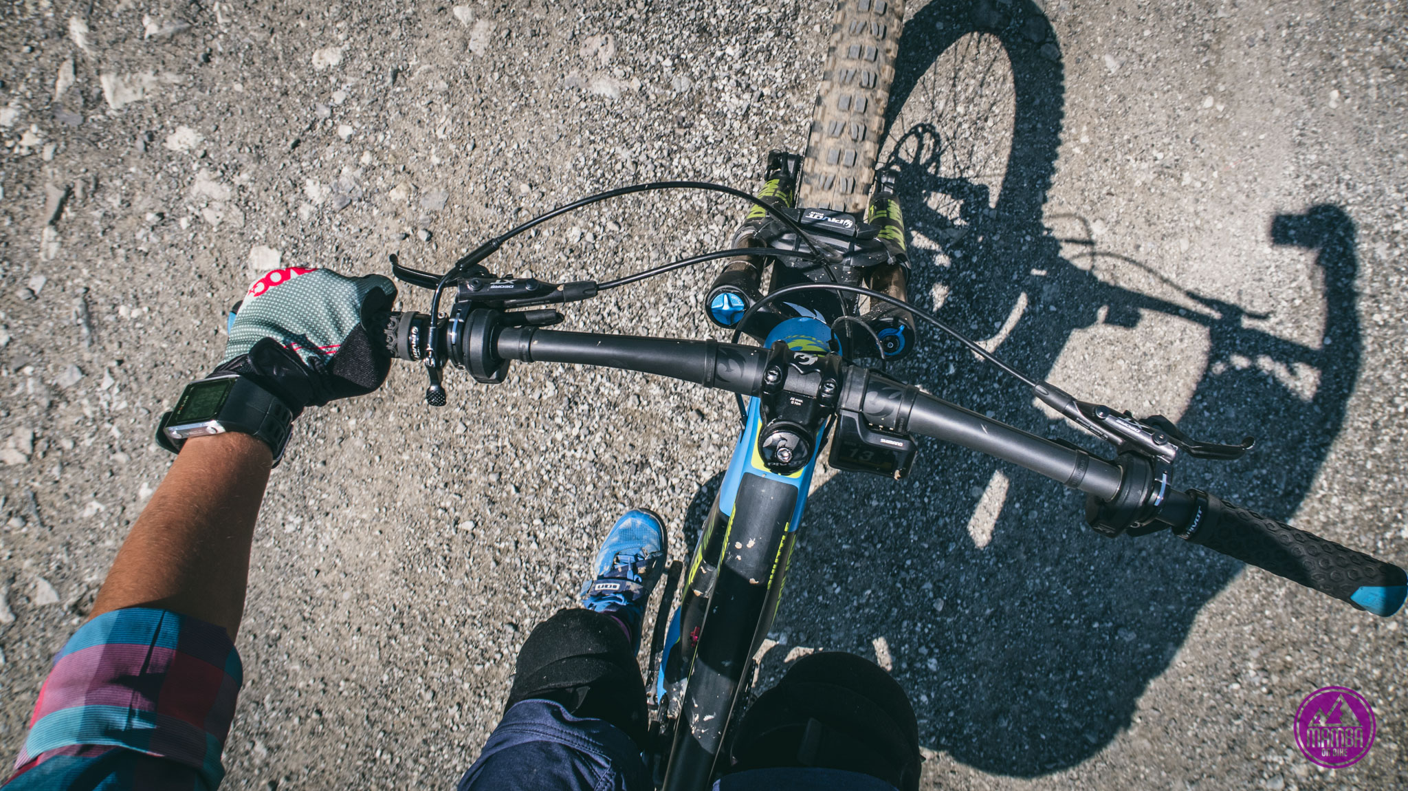 Kluszkowce - test ride Pivot