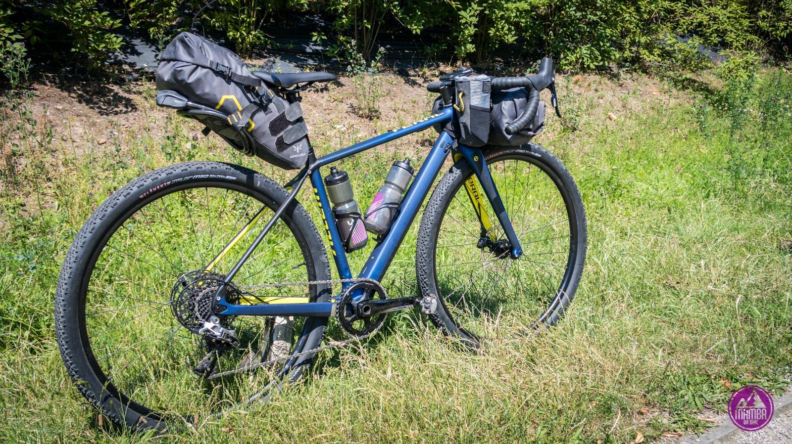 Rower bikepackingowy