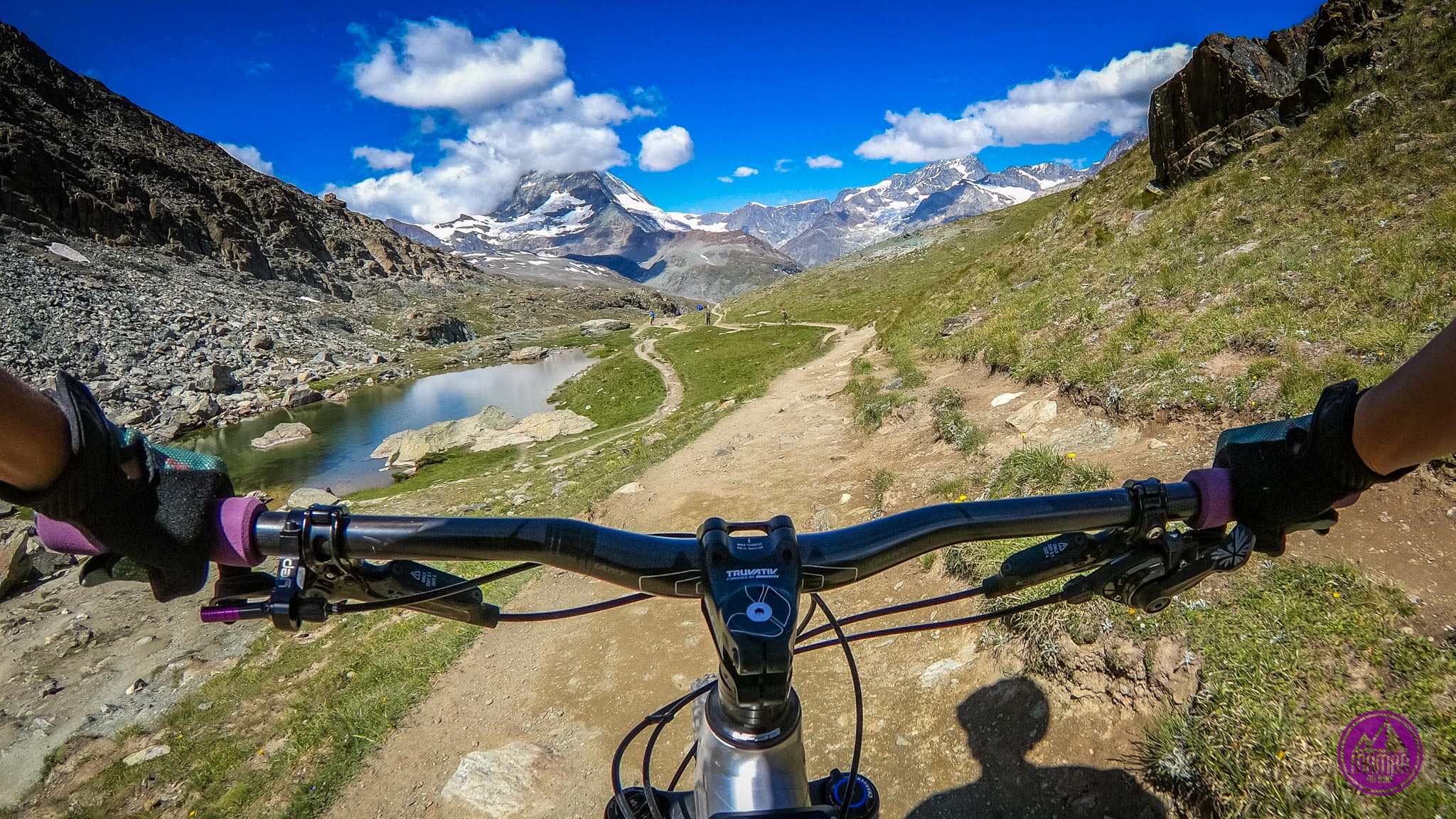 Zermatt - behind bars