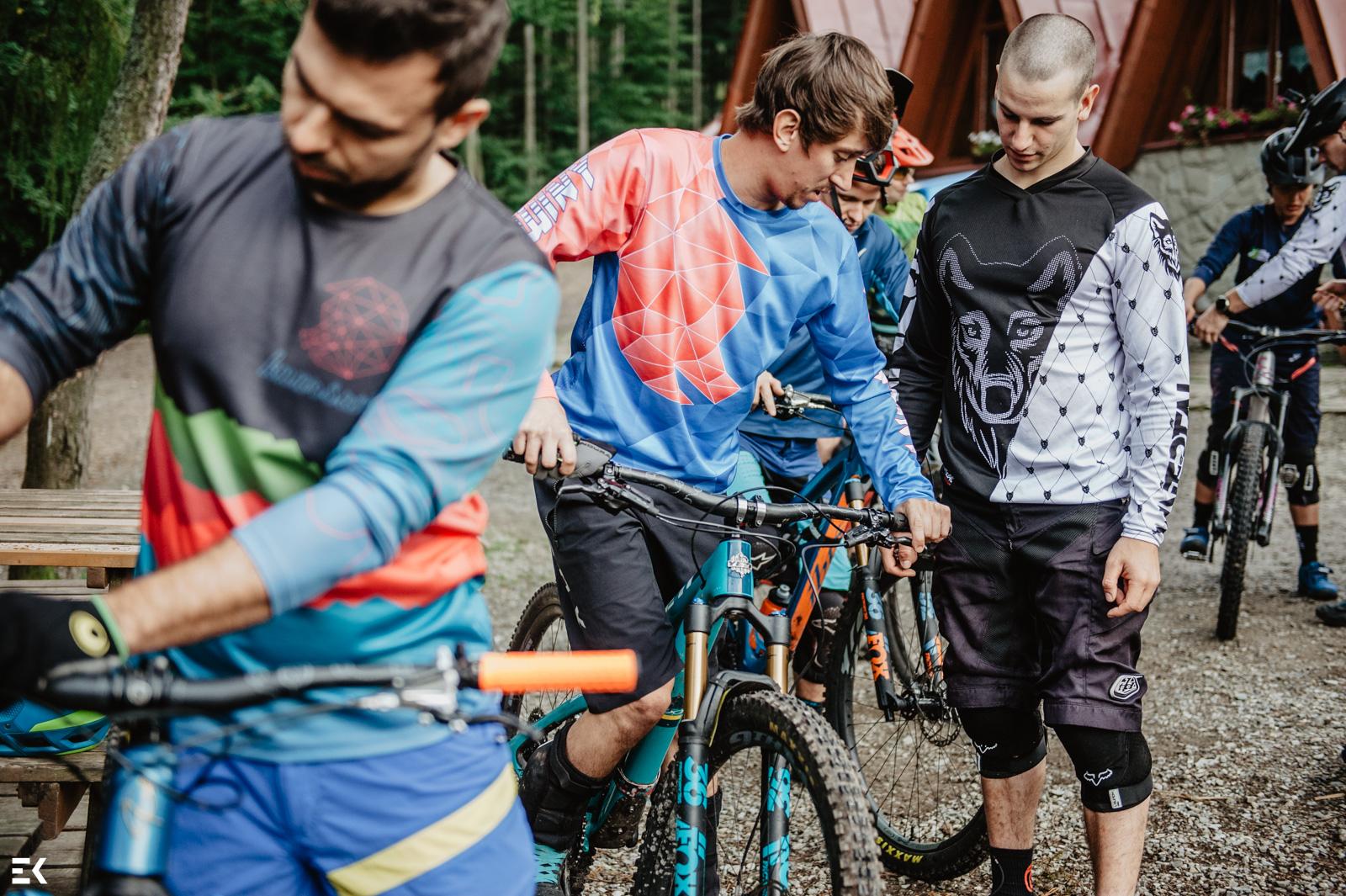 SH Bikes -