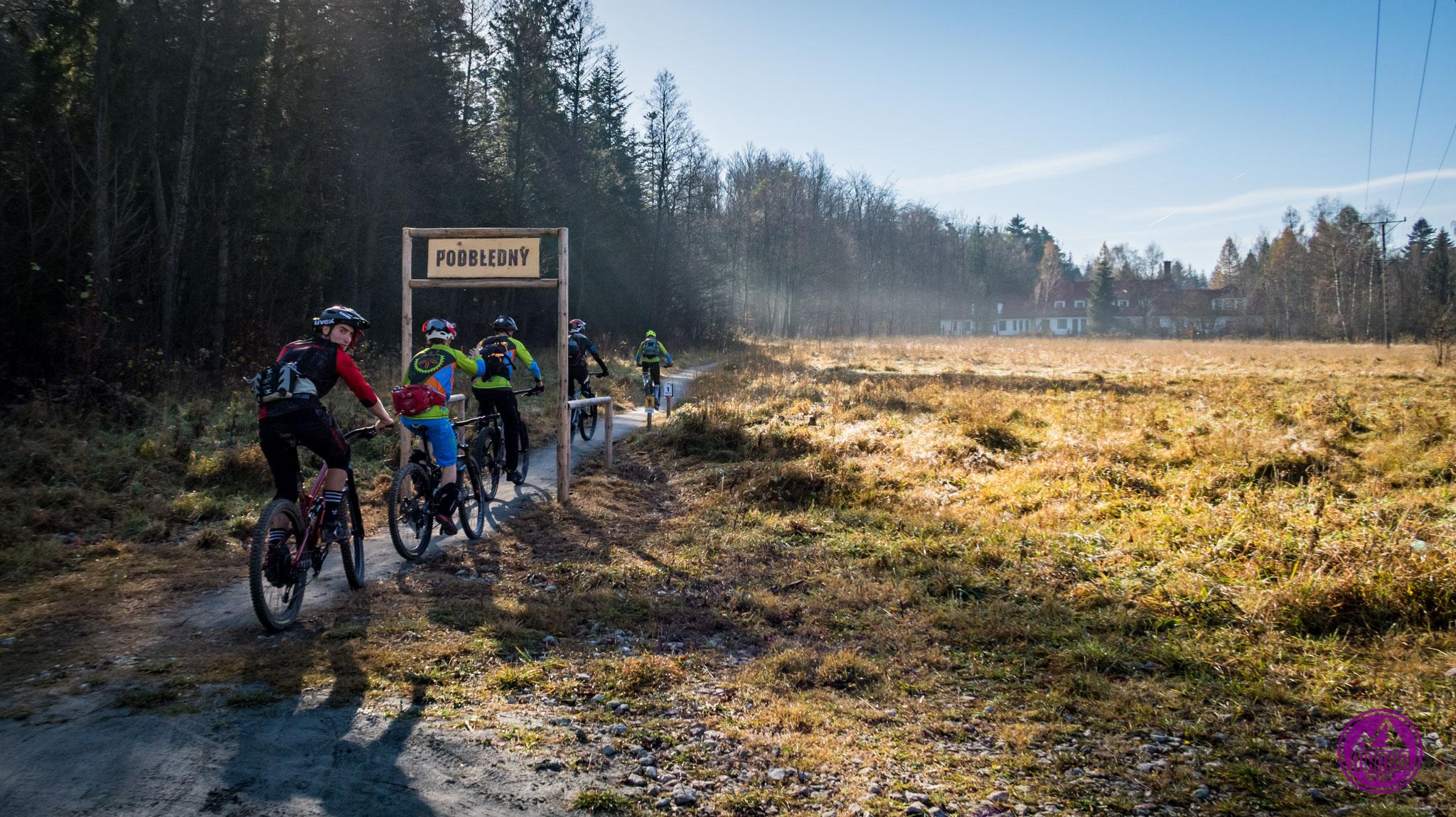 Babia Góra Trails - Podbłędny