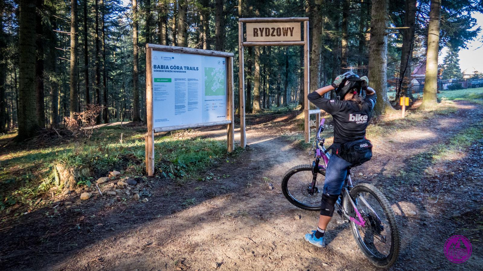Babia Góra Trails - Rydzowy