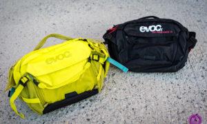 Evoc Hip Pack Pro czy Race? – porównanie rowerowych nerek