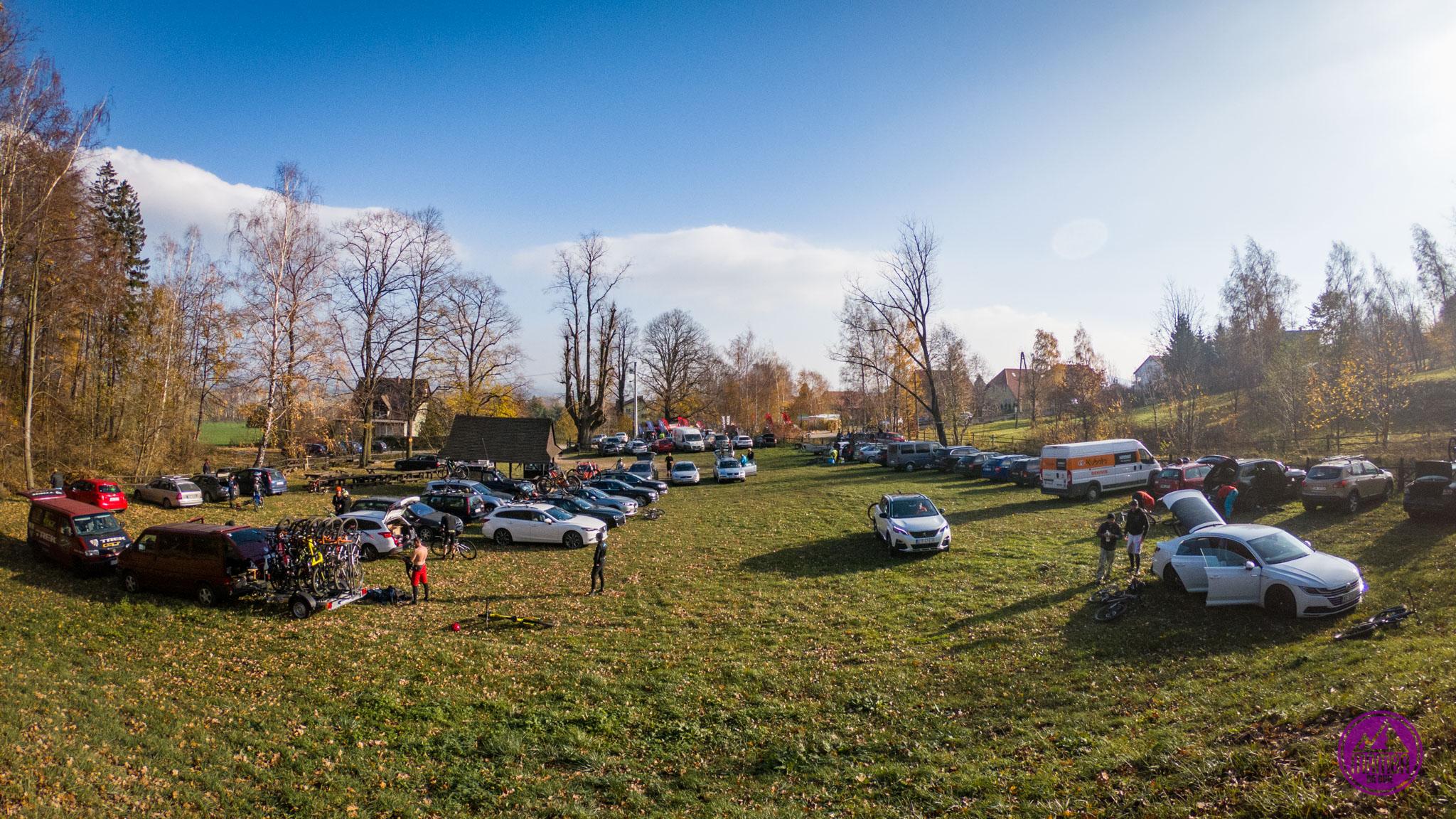 Srebrna Góra - parking