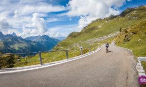 Alpejska Trasa Panoramiczna czyli #swissbikedream