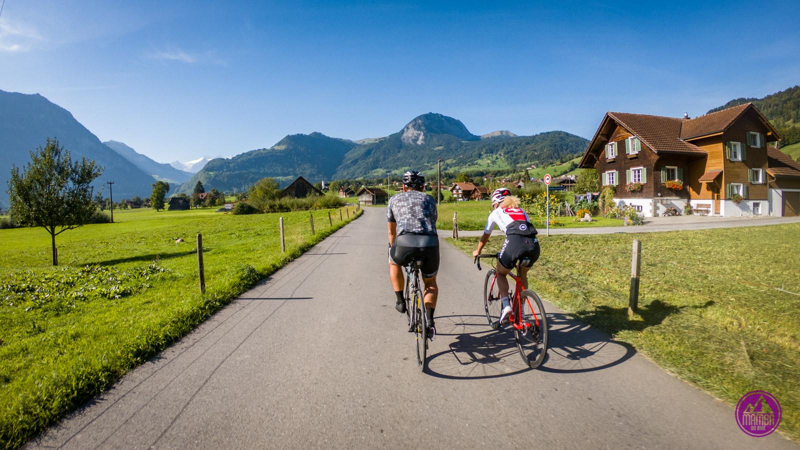 Szwajcaria - Jolanda Neff z Mariuszem