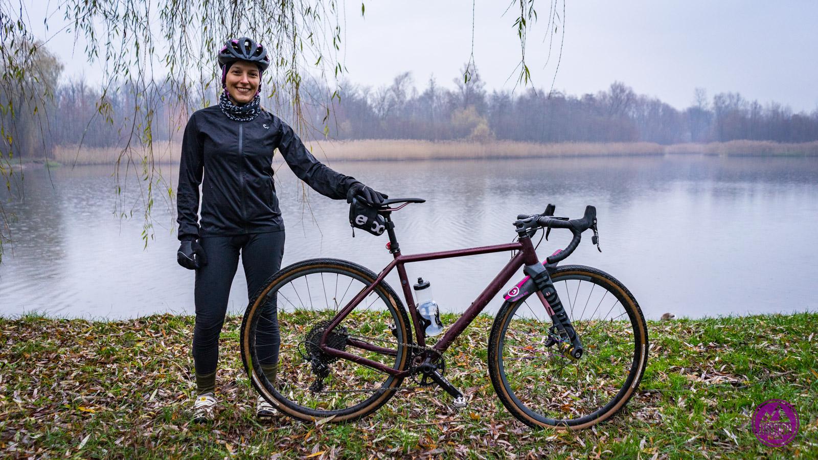 Jak ubrać się na rower jesienią