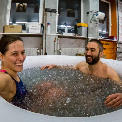 Siła zimna – czyli zimna woda zdrowia doda