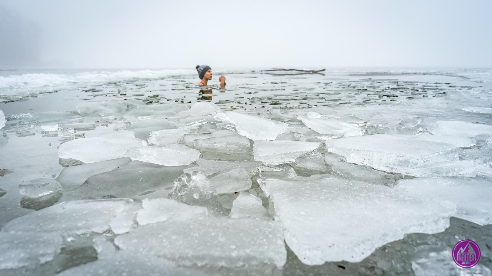 morsowanie siła zimna