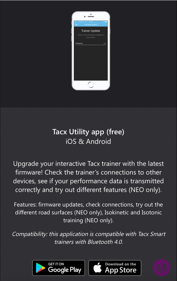 Tacx Utility