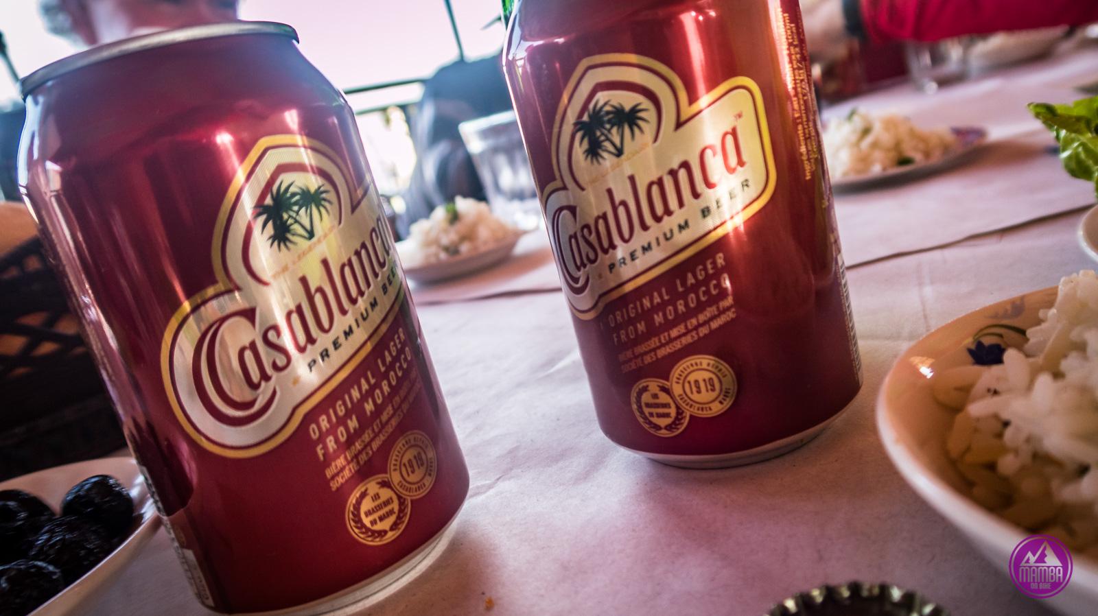 Maroko - piwo