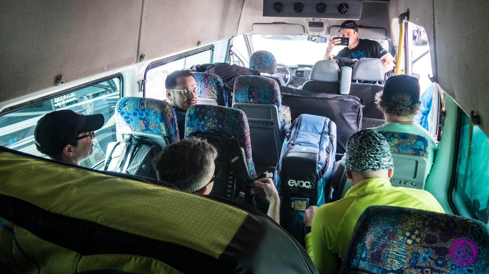 Marrakesz w busie