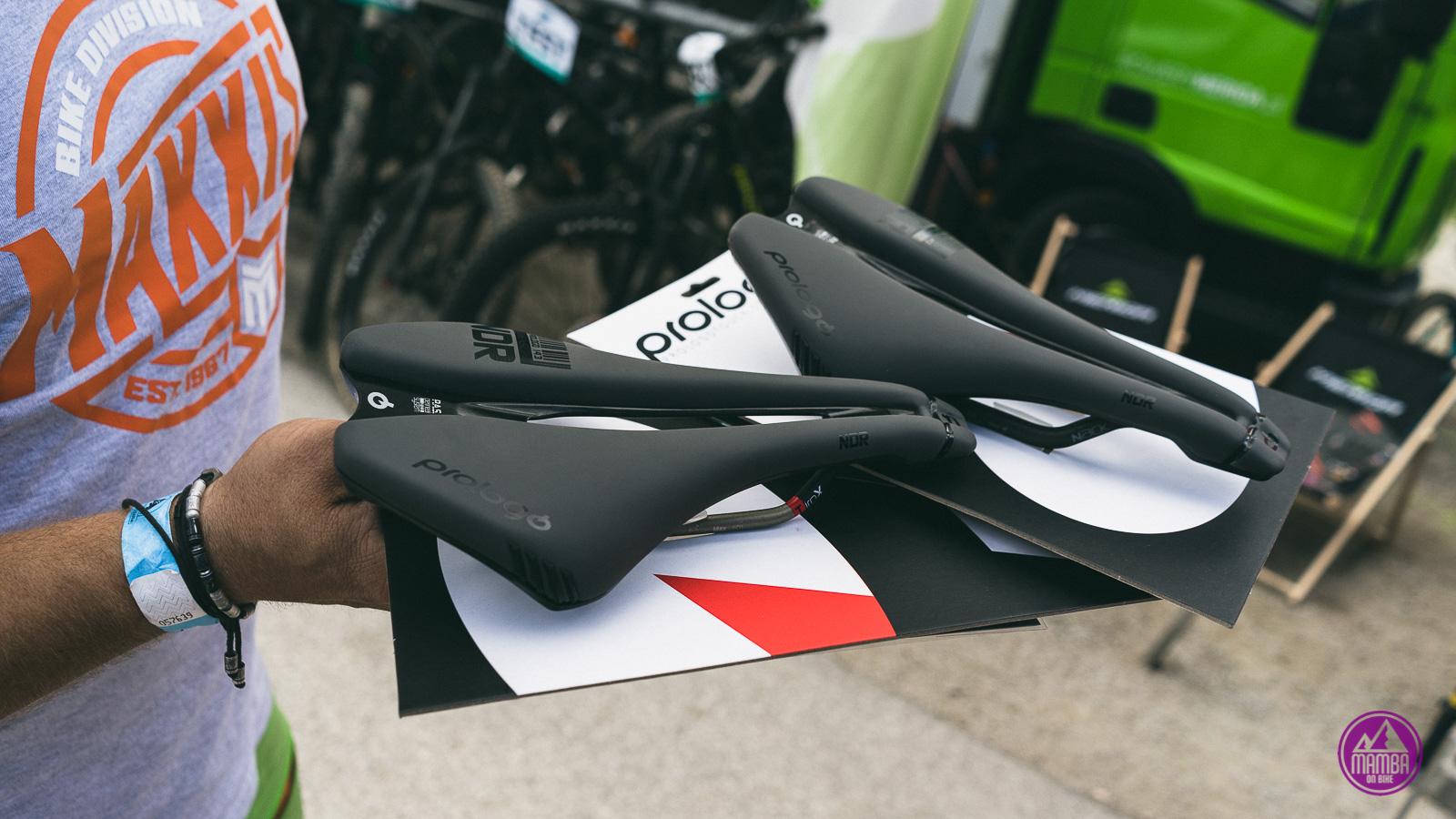 Siodełko do e-bike - Prologo.