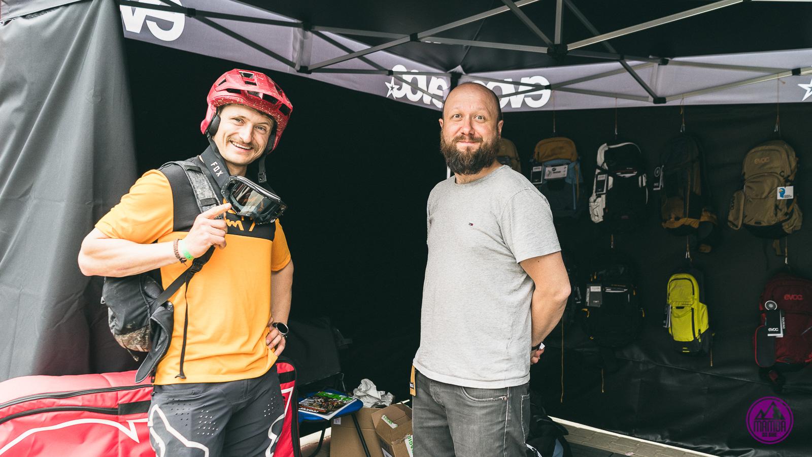 Joy Ride Festiwal - evoc