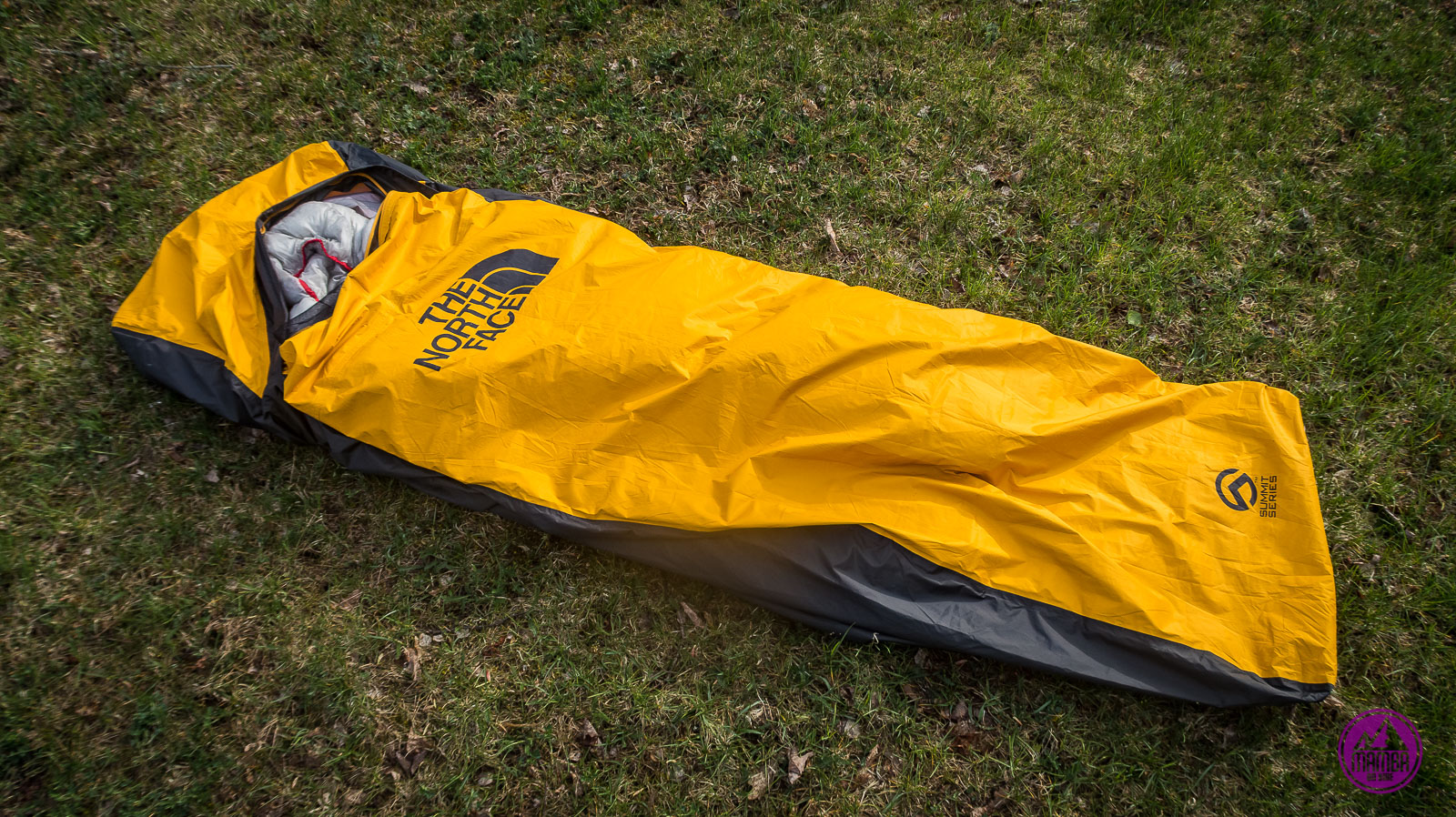 The North Face assault bivy bag