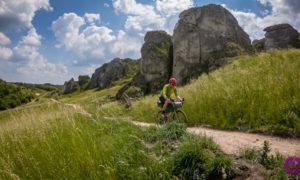 Jurajski Szlak Orlich Gniazd – na gravelu
