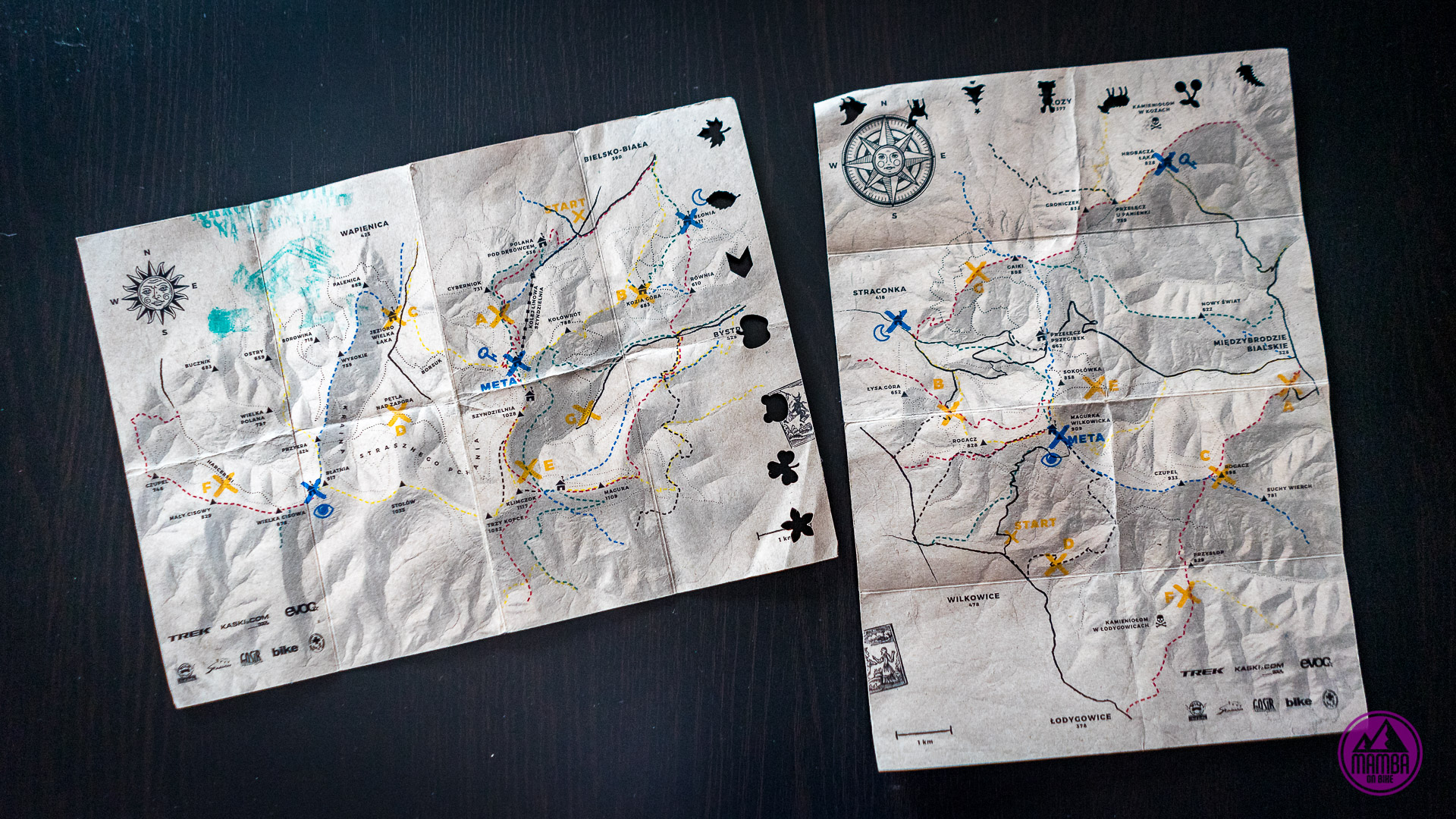 Mapa Kocioł Bimbru