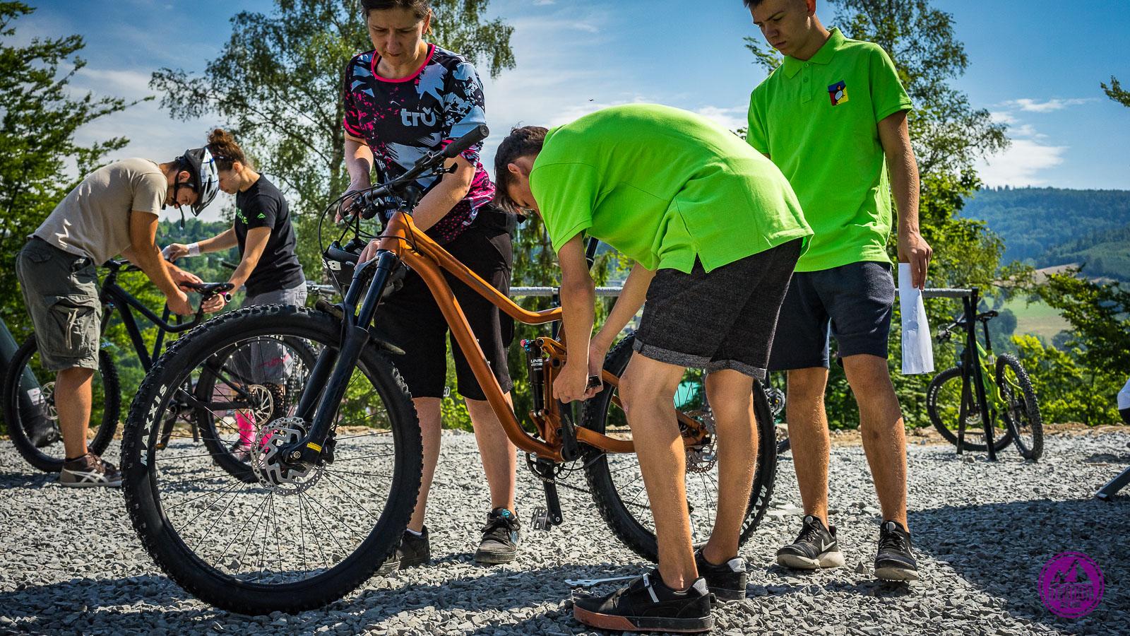 Wypożyczalnia rowerów Merida