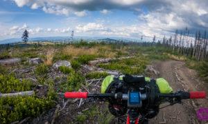 Carpatia Divide – turystyczne, bikepackingowe  ultra