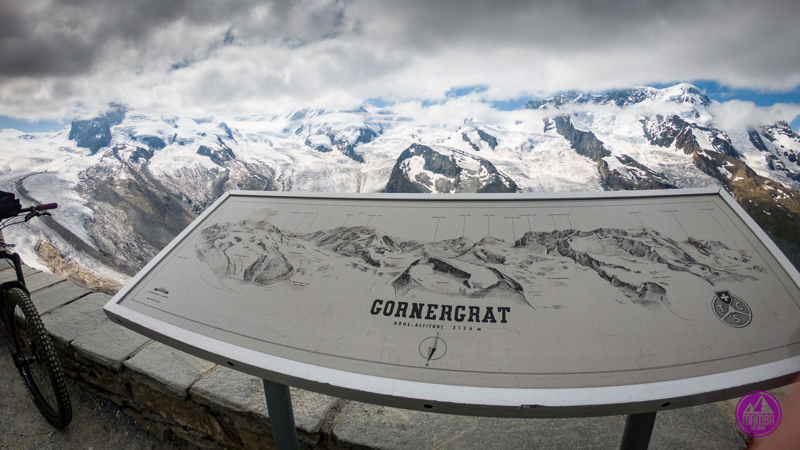 Gornergrat - lodowiec