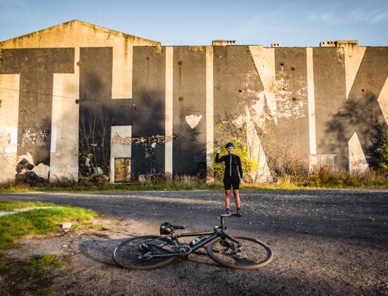 Rajza po Kato na kole – katowickie murale