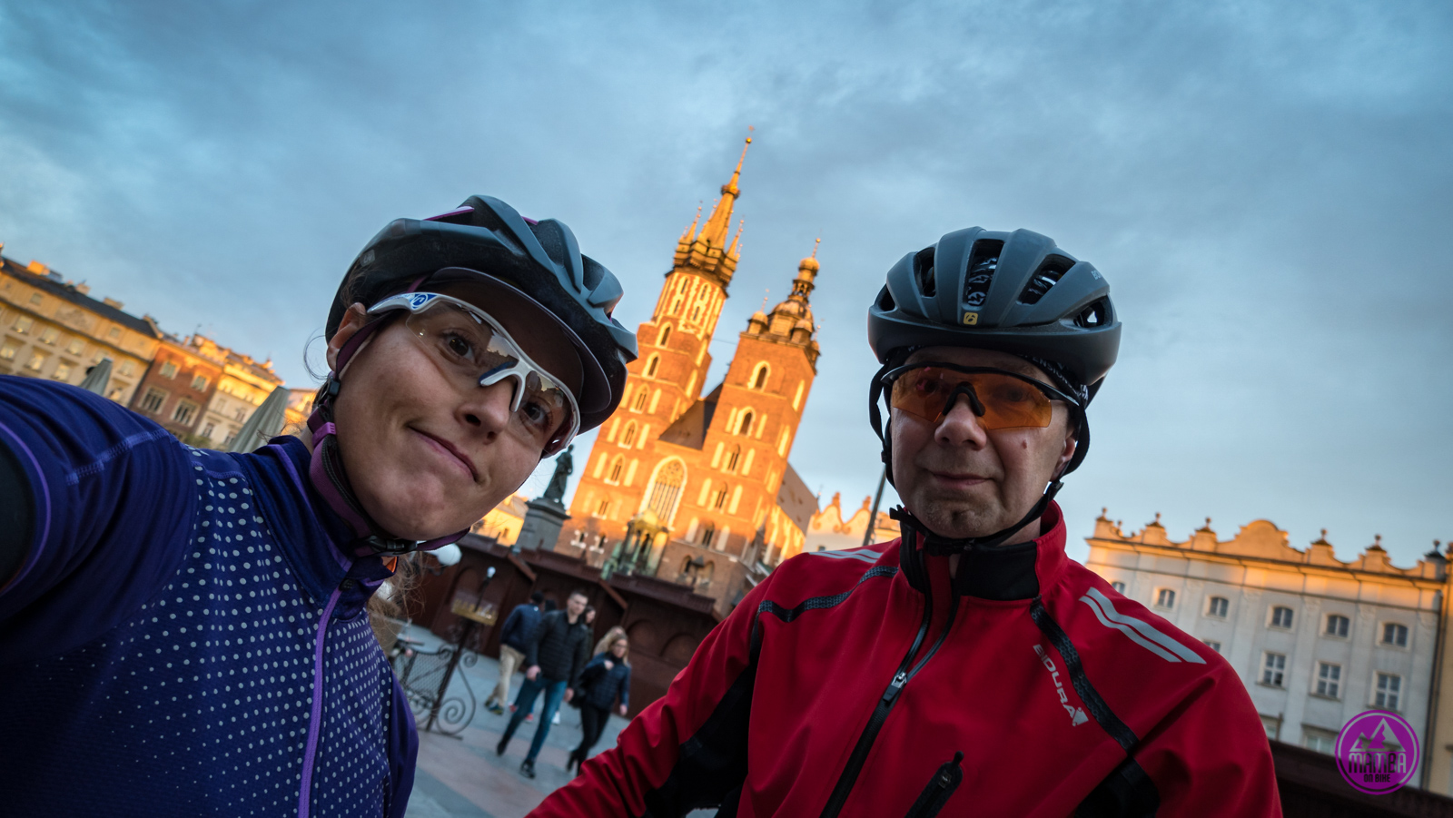 Kraków na gravelu rynek