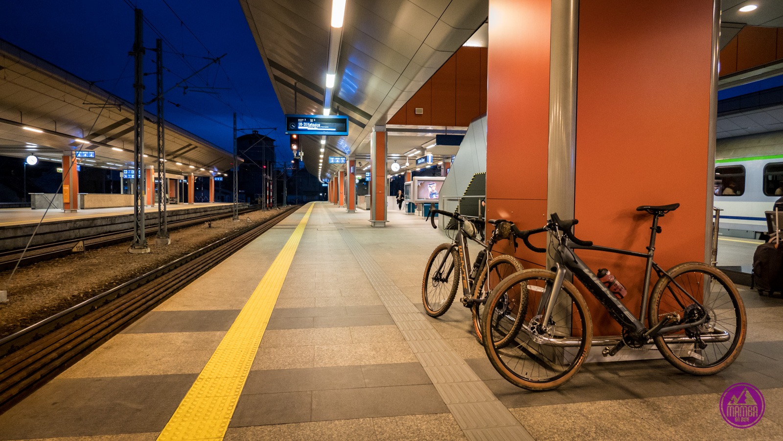 Kraków dworzec