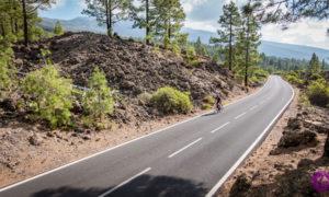 Teneryfa na rowerze –  przewodnik