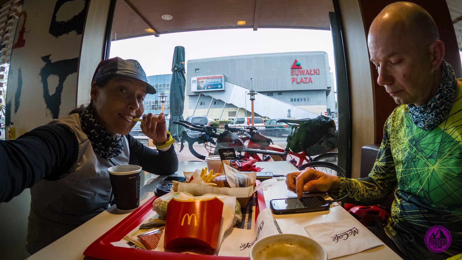 Suwałki McDonalds